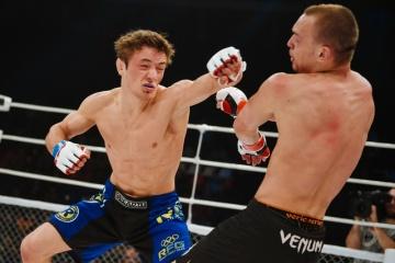 Залимбек Омаров vs Артем Лобанов, M-1 Challenge 56