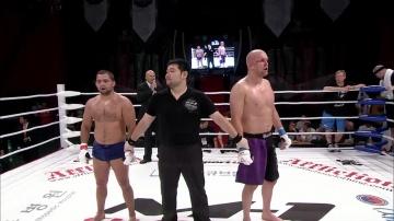 Розен Димитров vs Микко Суванто, M-1 Challenge 17
