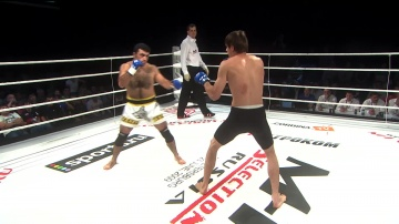 Ратмир Теуважиков vs Армен Ананян, M-1 Selection 2009 4