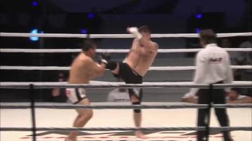 Жеремия Констант vs Джи Хун Ким, M-1 Challenge 06