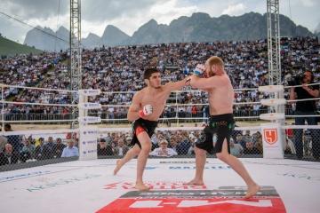 Ислам Махачев vs Юрий Ивлев, M-1 Challenge 49
