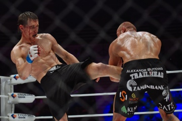 Артем Дамковский vs Александр Бутенко, M-1 Challenge 67