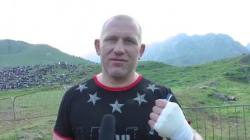 Сергей Харитонов: У меня три победы подряд и я не собираюсь останавливаться | M-1 Challenge