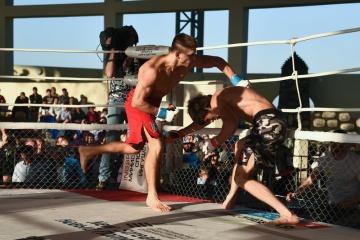 Максим Грабович vs Адам Эльмурзиев, M-1 Challenge 61