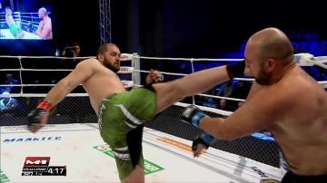 Владимир Мищенко vs Мурад Измайлов, M-1 Challenge 52