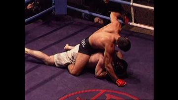 Алексей Веселовзоров vs Арман Гамбарян, M-1 MFC - Exclusive Fight Night 3