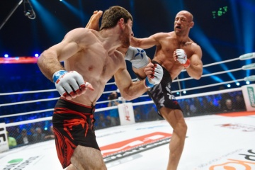 Гейдар Маммадалиев vs Александр Бутенко, M-1 Challenge 63