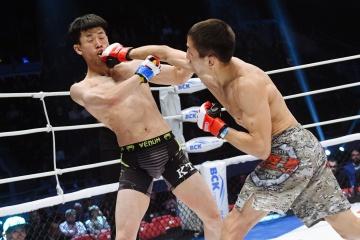 Вон Джун Джанг vs Баир Штепин, M-1 Challenge 79