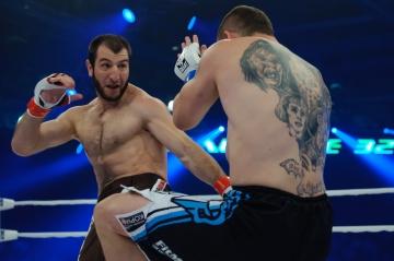 Салим Даудов vs Марчин Зонтек, M-1 Challenge 32