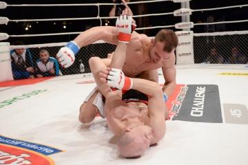 Илья Додеркин vs Ненад Аврамович, M-1 Challenge 45