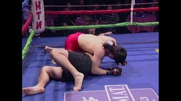 Константин Климов vs Алексей Манастырлы, MFC Mix-Fight 2004