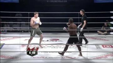Joaquim Ferreira vs Maxim Grishin, M-1 Challenge 15