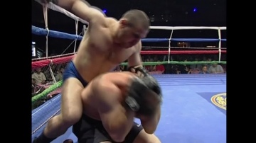 Башир Гулиев vs Валерий Немыкин, M-1 MFC - Russia vs. Ukraine
