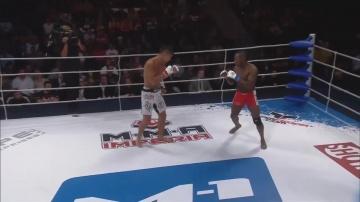 Joshua Thorpe vs Yasubey Enomoto, M-1 Challenge 27