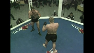 Мартин Малхасян vs Олег Цыгольник, M-1 MFC - World Championship 2000