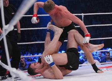 Александр Волков vs Денис Гольцов, M-1 Challenge 25