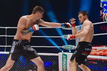 Артем Шокало vs Данила Приказа, M-1 Challenge 63