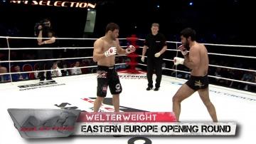Шамиль Завуров vs Радик Ибоян, Selection 2010 Eastern Europe Round 2