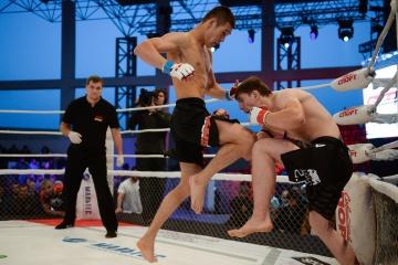 Шавкат Рахмонов vs Адам Цуров, M-1 Challenge 52