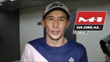 Дамир Исмагулов о тактике, полученном укусе и лишениях чемпионского пути