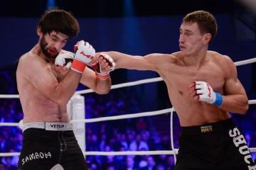 Артем Дамковский vs Саид Халилов, M-1 Challenge 52