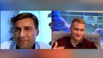 Artem Frolov about fighting with Magomedov, and Ismailov Bruno Silva
