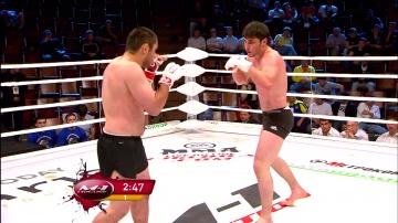 Ислам Эдилгериев vs Давид Григорян, Selection 2010 Eastern Europe Round 3