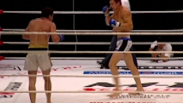 Alexey Nazarov vs Pavel Bamatov, M-1 Selection 6