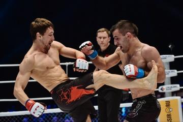 Антун Рачич vs Виталий Бранчук, M-1 Challenge 64