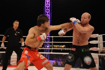 Марат Гафуров vs Юрий Ивлев, M-1 Challenge 41