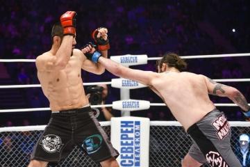 Беслан Исаев vs Коди МакКензи, M-1 Challenge 54