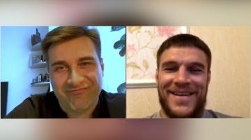Вадим Немков о бое с Райаном Бейдером, команде Fedor Team и ... шпагате «по-ван-даммовски»