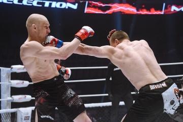Вячеслав Бабкин vs Владимир Трусов, M-1 Challenge 90