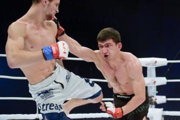 Alexander Osetrov vs Selem Evloev, M-1 Challenge 99