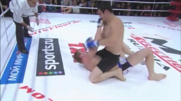 Дибир Загиров vs Алексей Назаров, M-1 Selection 2009 8
