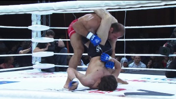 Ханилав Ханилаев vs Мурад Магомедов, M-1 Selection 2009 5