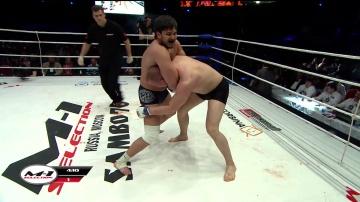 Александр Ромашенко vs Руслан Степанян, Selection 2010 Eastern Europe Round 2