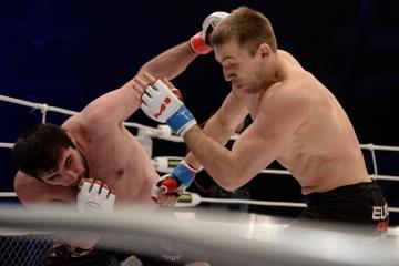Евгений Гурьянов vs Курбан Ибрагимов, M-1 Challenge 46