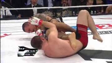Рафал Мокс vs Магомед Султанахмедов, M-1 Challenge 22