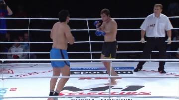 Магомед Рашидов vs Дмитрий Стариков, M-1 Selection 2009 7