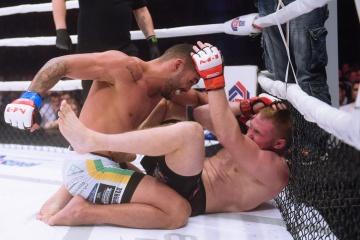 Бруно Сильва vs Артем Фролов, M-1 Challenge 98