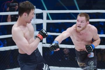 Danila Prikaza vs Shavkat Rakhmonov, M-1 Challenge 101
