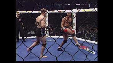 Марко Олькамп vs Алексей Дончин, M-1 MFC World Championship 1999