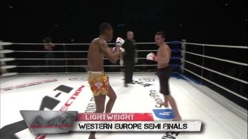 Виктор Куку vs Себастьян Новак, Selection 2010 Western Europe Round 3