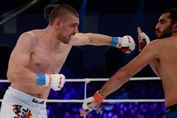 Мурад Абдулаев vs Даниэль Табера, M-1 Challenge 52
