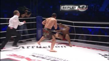 Mikhail Zayats vs Seung Bae Whi, M-1 Challenge 09