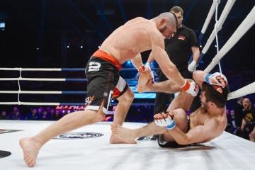 Рауль Тутараули vs Артур Алиев, M-1 Challenge 55