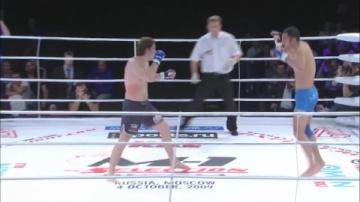 Руслан Хасханов vs Алексей Прокофьев, M-1 Selection 2009 8