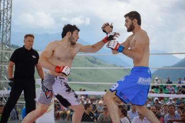 Abubakar Mestoev vs Sergey Astapov, M-1 Challenge 69