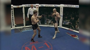 Саули Хейлимо vs Сергей Бычков, M-1 MFC European Championship 2002